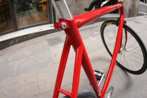 Pintar una bici my beautiful parking - Pintar llantas bici ...